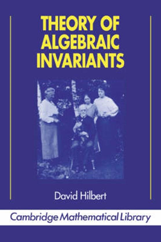 Theory of Algebraic Invariants