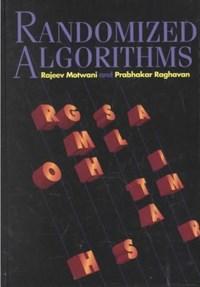 Randomized Algorithms | California) Motwani ; Prabhakar Raghavan Rajeev (stanford University |