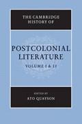 The Cambridge History of Postcolonial Literature 2 Volume Set | Ato (university of Toronto) Quayson |