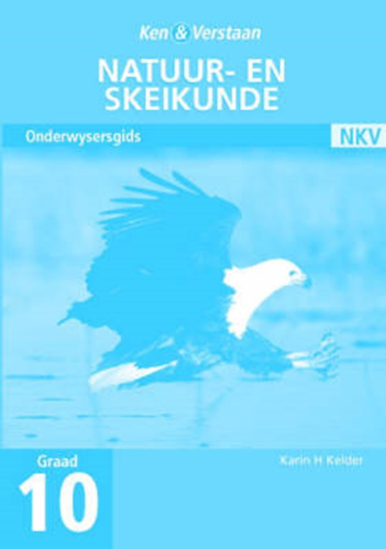 Study and Master Physical Science Grade 10 Teacher's Guide Afrikaans translation