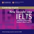 New Insight into IELTS Student's Book Audio CD | Jakeman, Vanessa ; McDowell, Clare |
