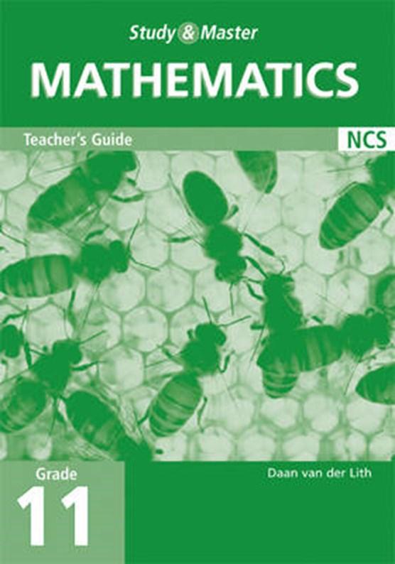 Study and Master Mathematics Grade 11 Teacher's Guide