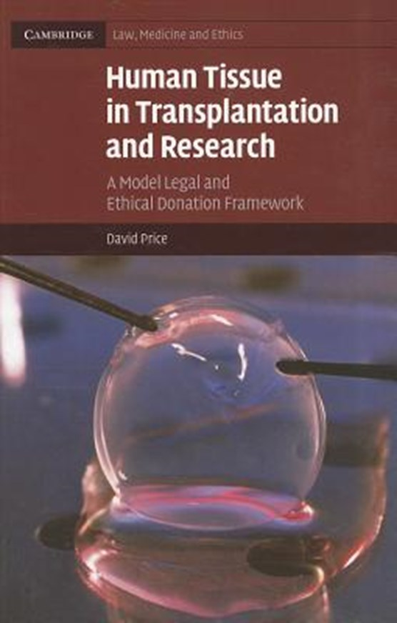 Human Tissue in Transplantation and Research