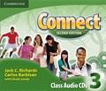 Connect Level 3 Class Audio CDs (3) | Richards, Jack C. ; Barbisan, Carlos ; Sandy, Chuck |