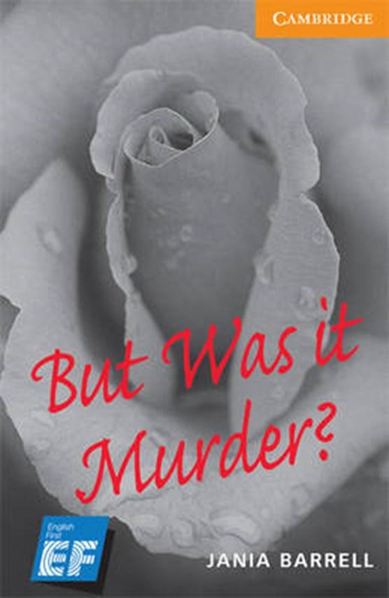 But Was It Murder? Level 4 Intermediate EF Russian Edition