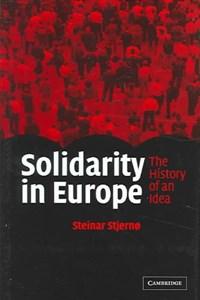 Solidarity in Europe   Universitetet i Oslo) Stjerno Steinar (professor Of Social Policy  