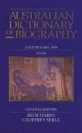 Australian Dictionary of Biography V8   Bede Nairn  