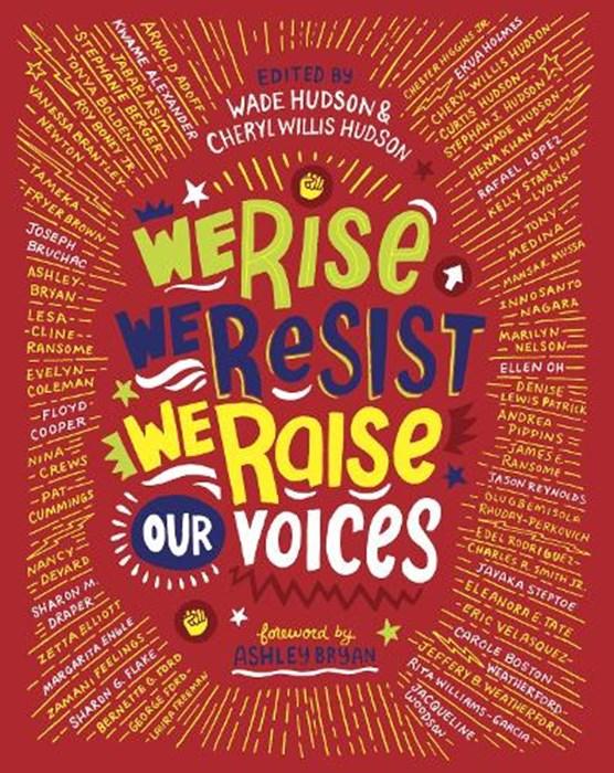 We Rise, We Resist, We Raise Our Voices!