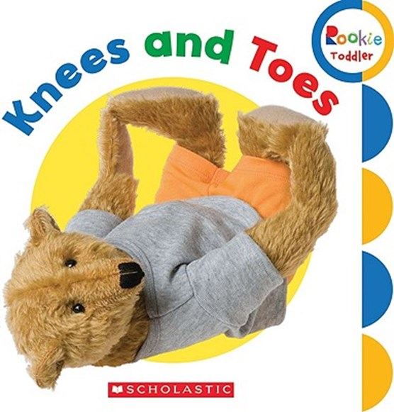 Knees and Toes! (Rookie Toddler)