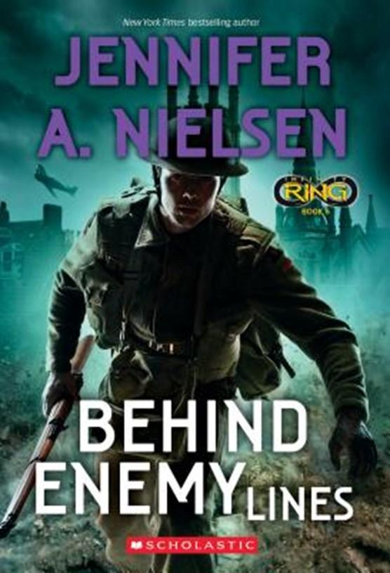 Behind Enemy Lines (Infinity Ring, Book 6)