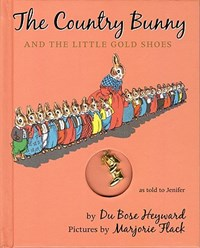 The Country Bunny and the Little Gold Shoes | Dubose Heyward |