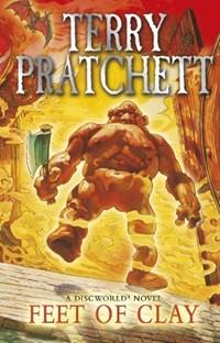 Discworld (19): feet of clay   Terry Pratchett  