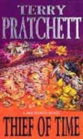 Discworld (26): thief of time   Terry Pratchett  