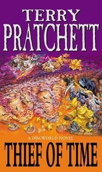 Discworld (26): thief of time | Terry Pratchett |