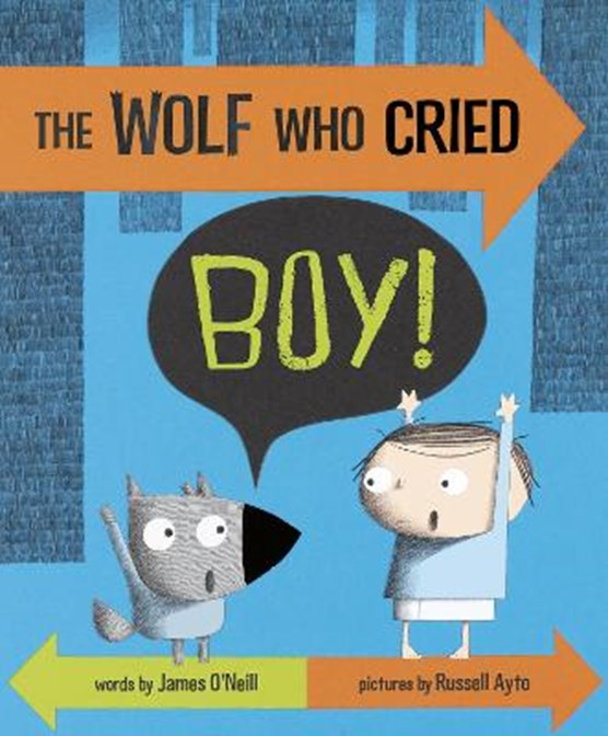 The Wolf Who Cried Boy!