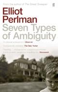 Seven Types of Ambiguity | Elliot Perlman |