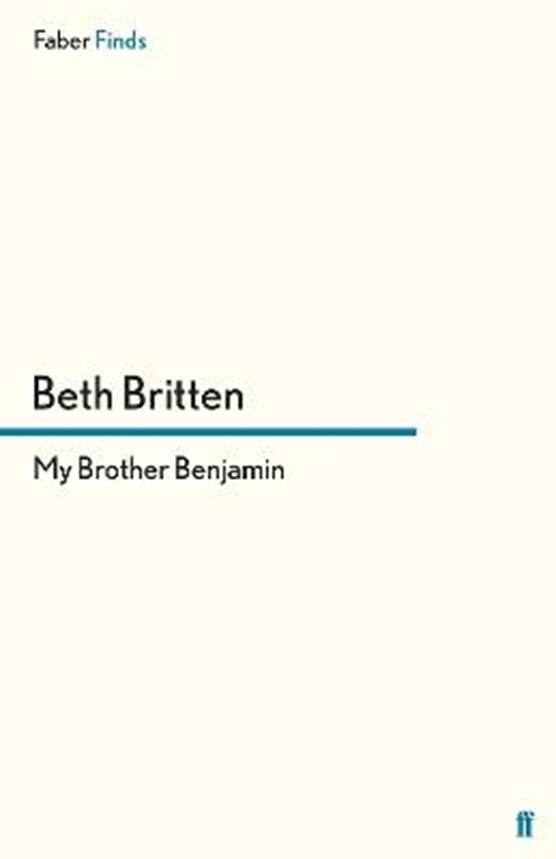 My Brother Benjamin