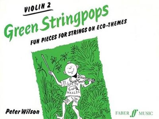 Green Stringpops (Violin 2)