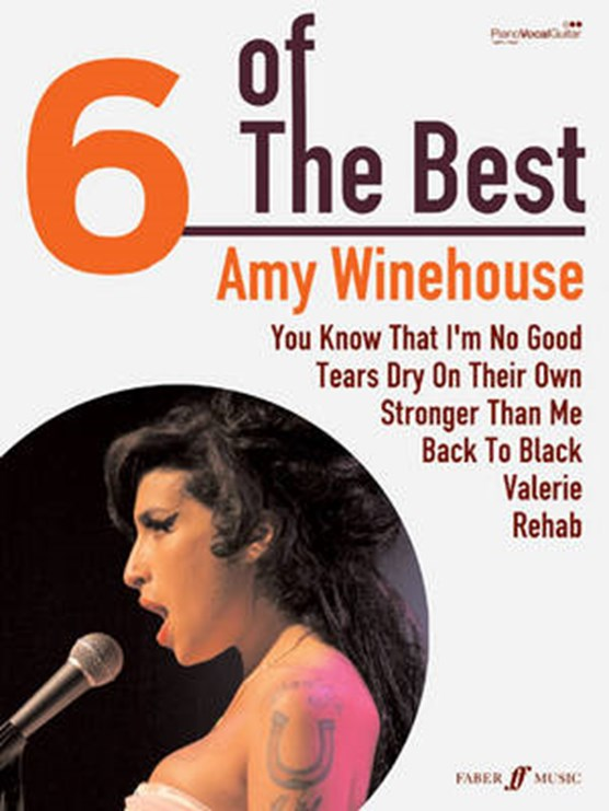 6 Of The Best: Amy Winehouse