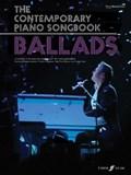 The Contemporary Piano Songbook: Ballads   Various  