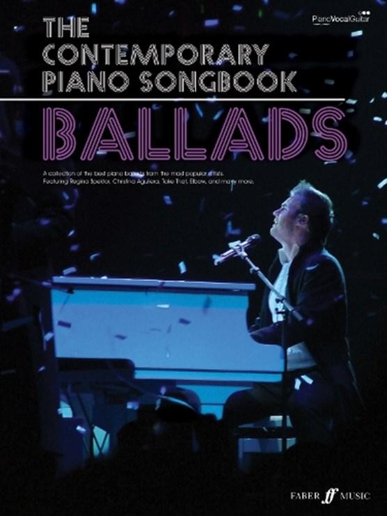 The Contemporary Piano Songbook: Ballads