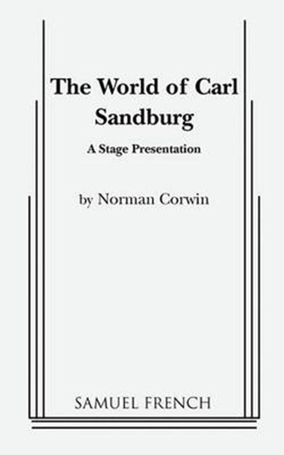 WORLD OF CARL SANDBURG