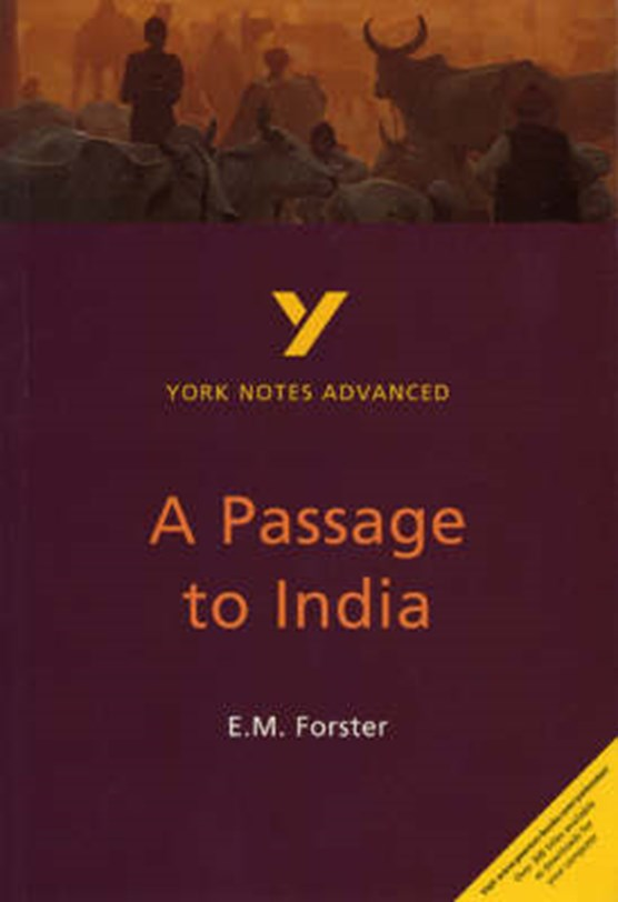 A Passage to India: York Notes Advanced