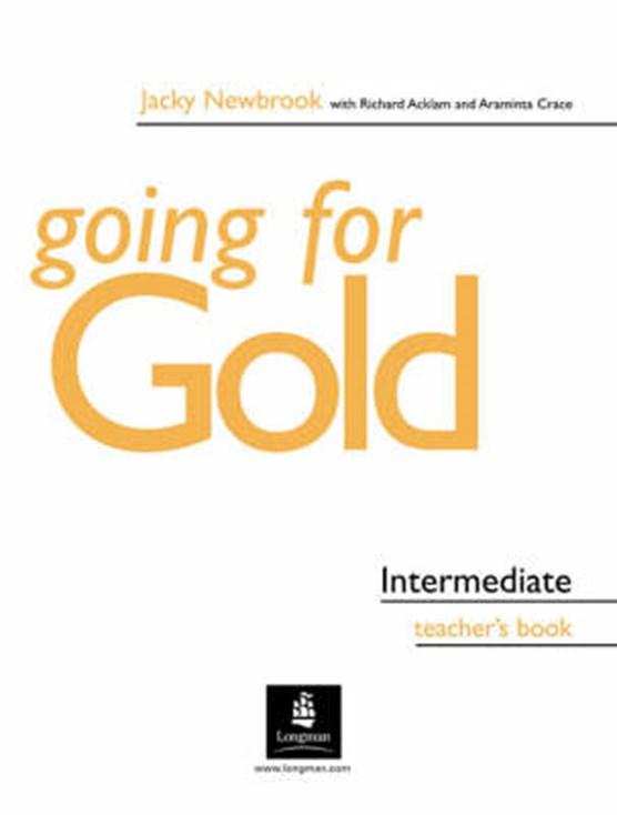 Going for Gold Intermediate Teacher's Book