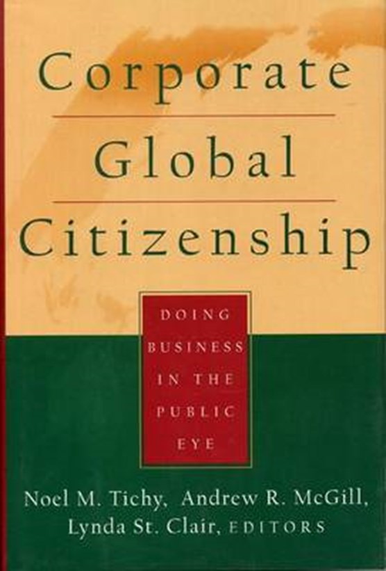 Corporate Global Citizenship