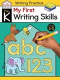 My First Writing Skills (Pre-K Writing Workbook): Preschool Writing Activities, Ages 3-5, Pen Control, Letters and Numbers Tracing, Drawing Shapes, an | The Reading House |
