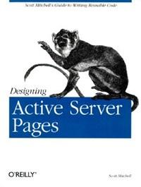 Designing Active Server Pages   Scott Mitchell  