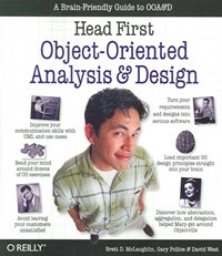 Head First Objects-Oriented Analysis and Design | David Wood |