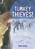 POCKET TALES YEAR 4 TURKEY THIEVES! | auteur onbekend |