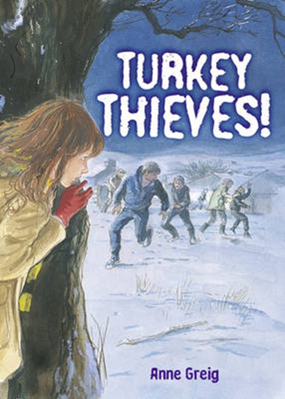 POCKET TALES YEAR 4 TURKEY THIEVES!