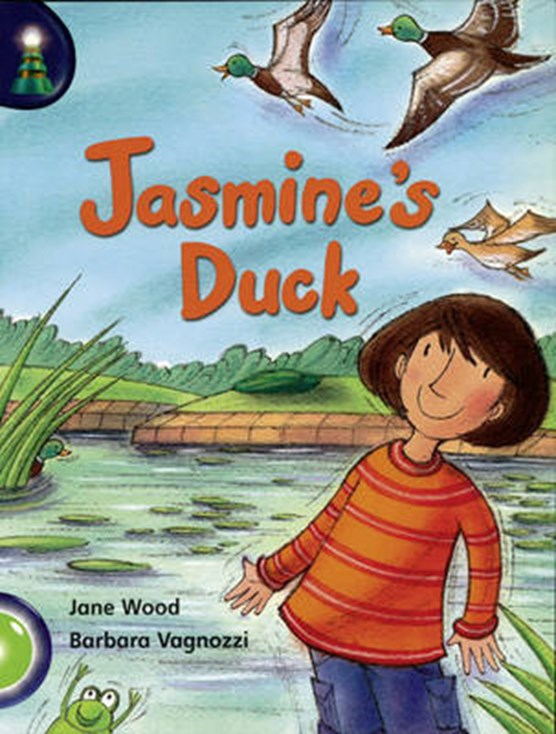 Lighthouse Year 1 Green: Jasmine's Duck