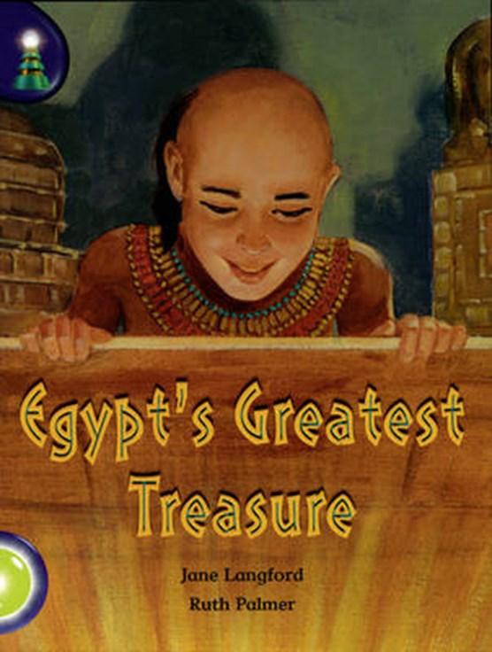 Lighthouse Lime Level: Egypt's Greatest Treasure Single