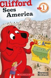Clifford Sees America | Norman Bridwell |