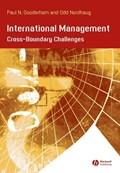 International Management   Gooderham, Paul ; Nordhaug, Odd  