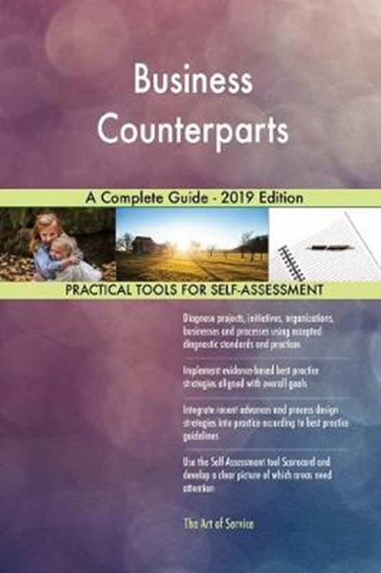 Business Counterparts A Complete Guide - 2019 Edition