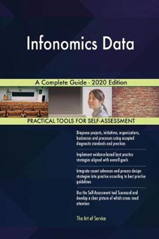 Infonomics Data A Complete Guide - 2020 Edition