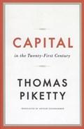 Capital in the Twenty-First Century   Thomas Piketty  