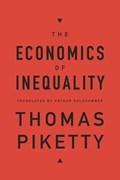 Economics of inequality | Thomas Piketty |