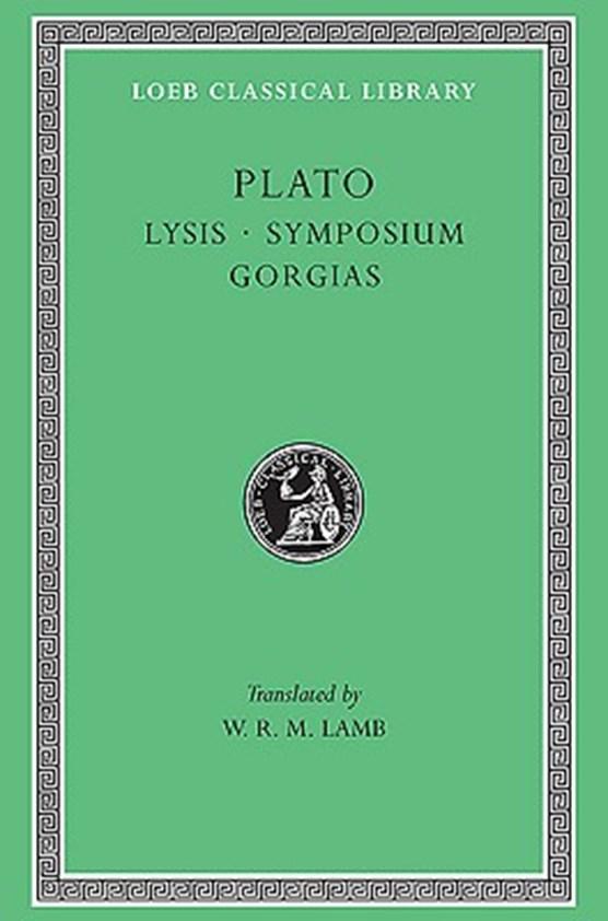 Lyisis symposium gorgias