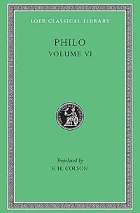 Works | Philo ; F. H. Colson |