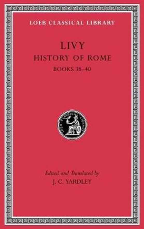 History of Rome, Volume XI