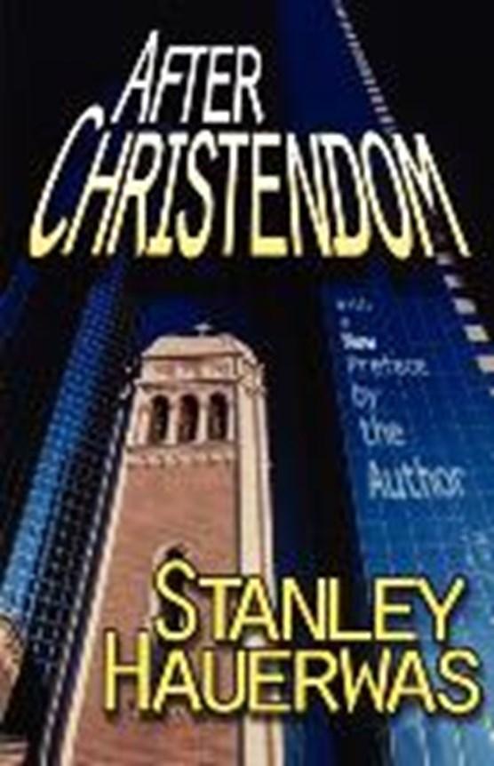 After Christendom?
