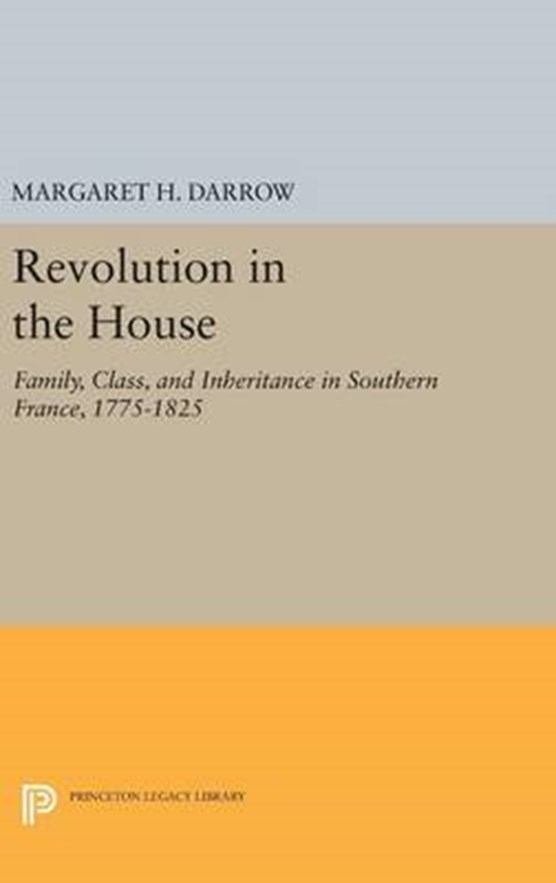 Revolution in the House