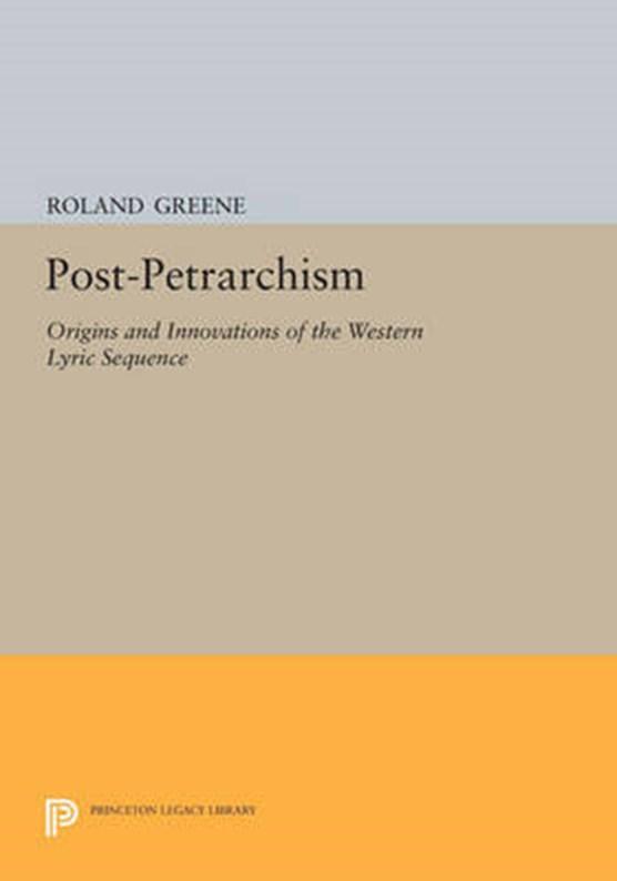 Post-Petrarchism