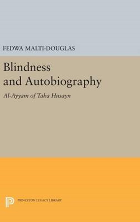 Blindness and Autobiography