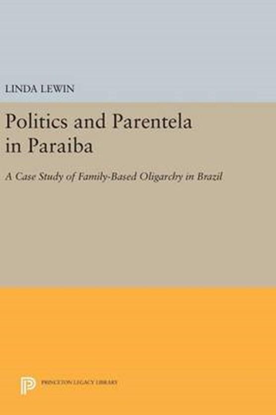 Politics and Parentela in Paraiba